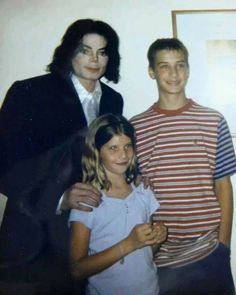 MJ with his fans