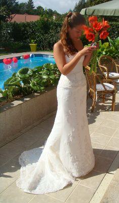 Novo vestido publicado! Pronovias mod. Bel Amour (Colecção Glamour) por só 750€! Economize um 32%!   http://www.weddalia.com/pt/loja-vender-vestido-de-noiva/pronovias-mod-bel-amour-coleccao-glamour-2/ #VestidosDeNoiva via www.weddalia.com/pt