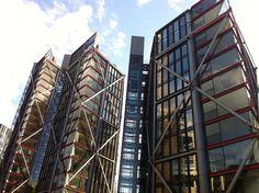 London Architecture. Glyn Overton
