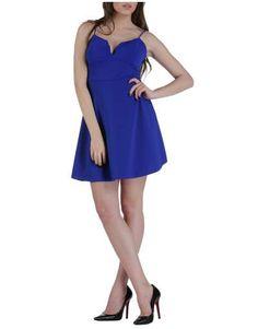 ΝΕΕΣ ΑΦΙΞΕΙΣ :: Φόρεμα Βustier Electric Blue - OEM