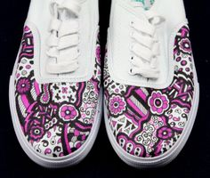 custom shoes www.facebook.com/Junebug.Shoe.Designs