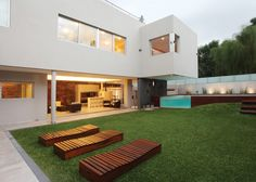 House-with-fantastic-pool-6-554x377 | Casa | Pinterest | Zuhause ... Sommerlaune Pool Im Garten 68 Ideen