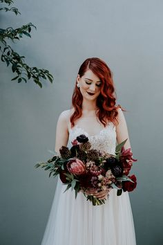 The romantic bride from this Perth wedding deserved a bouquet just as beautiful | Image by LiFe Photography