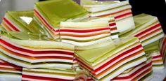 Geheime Rezepte: Sommerkuchen aus Wackelpudding - Kindergeburtstagskuchen