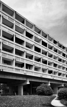 ryanpanos:  Maison du Brésil   Le Corbusier  Burçin Yildrim