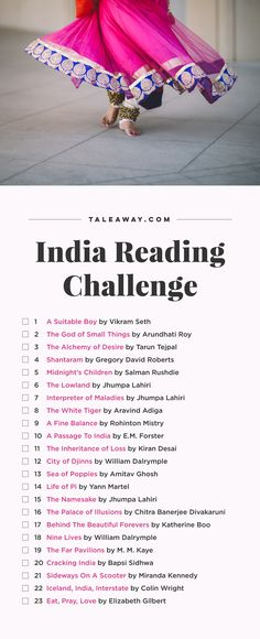 I'm so fucking glad there are no chetan bhagat books on the list