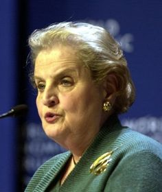 """JNS.org –Former US secretary of state Madeleine Albright is backtracking, a little, on her remark last week that """"there is a special place in hell"""" for women who failed to endorse Hillary Clinton. Writing on the op-ed page of theNew York Times, Albright did not apologize or withdraw the comment, but she did concede that it was """"undiplomatic"""" of her to say what she said. Indeed, friends of Israel have had bitter experiences with Albright's """"undiplomatic moments."""" During the 2014 […]"""