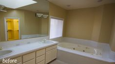 Tigard Bathroom Before Remodel | Hammer & Hand