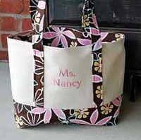 Free Tote Bag Patterns | Free Bag Tutorial