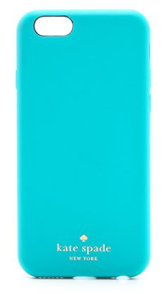 Kate Spade New York Faux Leather Wrap iPhone 6 Case