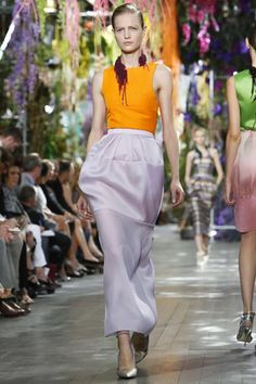 Christian Dior Ready To Wear Spring Summer 2014 Paris - NOWFASHION
