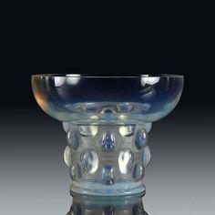 René Lalique Beautreillis Vase