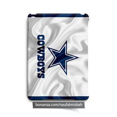 Dallas Cowboys Ruffles Silk iPad Air Mini 2 3 4 Case Cover