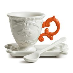 I-Ware Espresso Cup Orange