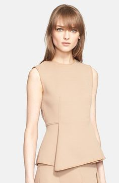 Alexander Wang Paneled Detail Sleeveless Top available at #Nordstrom