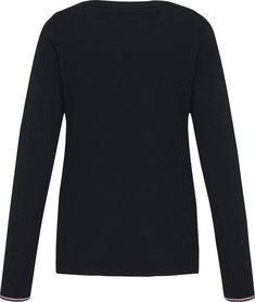 Tommy Hilfiger Damen New Ivy Boat-nk SWTR Ls Sweatshirt