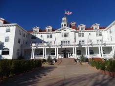 A Day and Night at the Stanley - Our Haunted Travels The Stanley Hotel, Ghost Tour, Billiard Room, Green Rooms, Estes Park, Reception Areas, The Shining, Concert Hall, At The Hotel