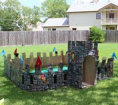 fiesta medieval para niños