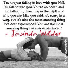 Falling Into You- Jasinda Wilder