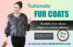 15341ebafe5 We provide expert fur services and offer the latest styles in fur fashion.
