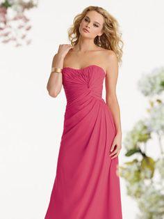 Jordan Bridesmaid - 557. More colors available.  Elaine's Wedding Center