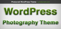 """Photocrati is a WordPress photography theme, as you know. You are most likely asking yourself why we're saying that the Photocrati theme is a WordPress photography theme built with photographers in mind?  You might even say """"duh"""" to something like that.  So I will explain."""