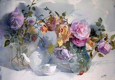 Painting: Geoffrey Wynne
