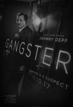 JCD II : Johnny Depp - edit © Murder on the Orient Express - 2017