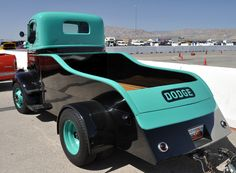Dodge C.O.E. w/ wrecker bed-sides - would make a great 5th wheeler for camping
