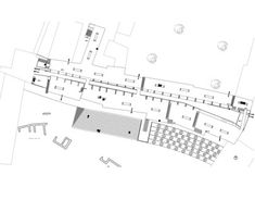 FYP/Chiyah Economic Rehabilitation Center on Behance Rehabilitation Center Architecture, Old Things, Behance