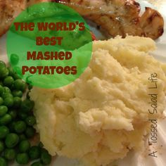 A Tossed Salad Life: Best Mashed Potatoes Tips and Hints