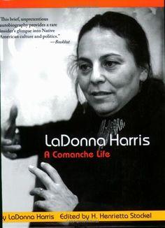 LaDonna Harris: A Comanche Life (American Indian Lives) by LaDonna Harris http://www.amazon.com/dp/0803273606/ref=cm_sw_r_pi_dp_JhXiub1QBR9M0