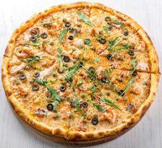 Eine Hymne über die Pizza! Pizza Bake, Pizza Party, No Cook Meals, Vegetable Pizza, Quiche, Nutrition, Baking, Breakfast, Foodie