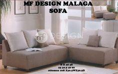 MALAGA L-SHAPE SOFA