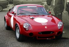 1963 Abarth-Simca 2000 GT