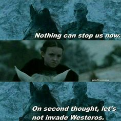 Lyanna Mormont has officially become one of my favorite GoT characters.