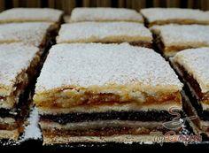 A legtutibb desszertek minden mennyiségben. | TopReceptek.hu Vanilla Cake, Tiramisu, Sweet Recipes, Rum, Cooking, Ethnic Recipes, Anna, Minden, Cakes