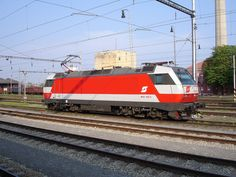 Austria - OBB 1014 Breclav