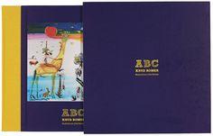 """""""ABC"""" (Luksusudgave) Knud Romer"""