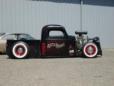 """Rat Rod"" Truck Pics - The 1947 - Present Chevrolet & GMC Truck Message Board Network"