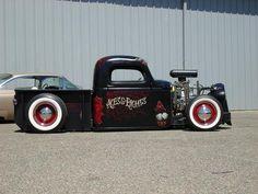 """Rat Rod"" Truck Pics - The 1947 - Present Chevrolet & GMC Truck Message Board Network"