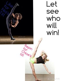 Like for Nia, Repin for Chloe! Let's see who will win! No hate.