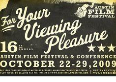 Austin Film Festival by Make & Matter
