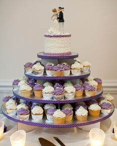 (Silver surface with contrasting ribbon trim might work well?)  Cupcaketree cupcake stand photos submitted by our users