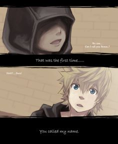 Xion <3 I miss her. And Roku too.