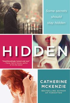 Hidden - an awesome book.  Should some secrets stay hidden?  Canadian Author.  You would like her if you like Jodi Picoult....