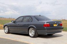 Supercharged 2001 BMW 740i M Sport