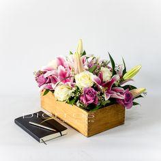 Pierros LCDF flower box.
