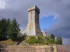 Toscana Rocca di Radicofani #TuscanyAgriturismoGiratola