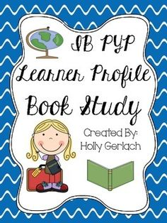 This resource is a great way to introduce and develop understanding of the IB Learner Profile attributes. This resource provides a book list with correlating reading response sheets to compile into a K-2 book study of the IB Learner Profile. Ib Classroom, Classroom Ideas, Ib Learner Profile, Reading Response, Book Study, First Grade, Book Lists, Board, Products